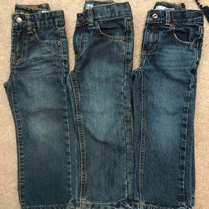 Toddler Boys Jeans Bundle